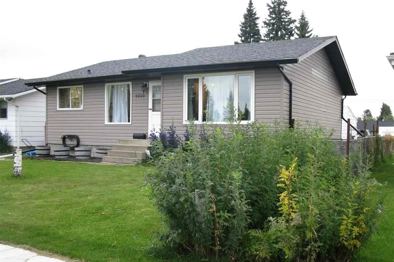House for sale at 4909 11 Av Edson Alberta - MLS: E4201620