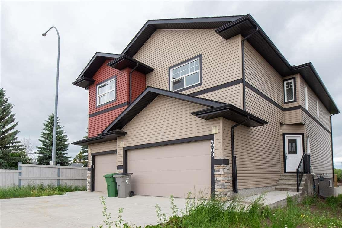 Townhouse for sale at 4909 45 St Beaumont Alberta - MLS: E4219690