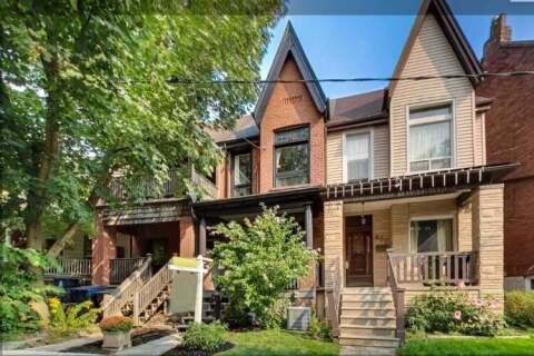 Townhouse for sale at 491 Indian Grve Toronto Ontario - MLS: W4923339