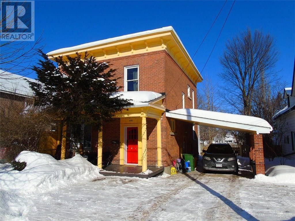 House for sale at 491 Miller St Pembroke Ontario - MLS: 1182182