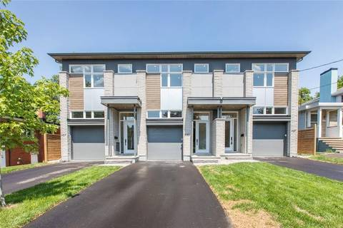 Townhouse for sale at 491 Mutual St Ottawa Ontario - MLS: 1160246