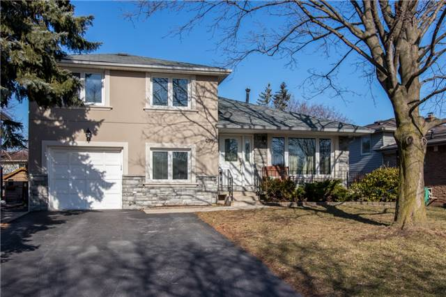 For Sale: 491 Seymour Drive, Oakville, ON | 3 Bed, 2 Bath House for $915,000. See 20 photos!