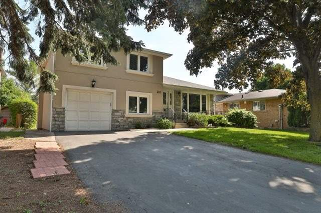 Sold: 491 Seymour Drive, Oakville, ON