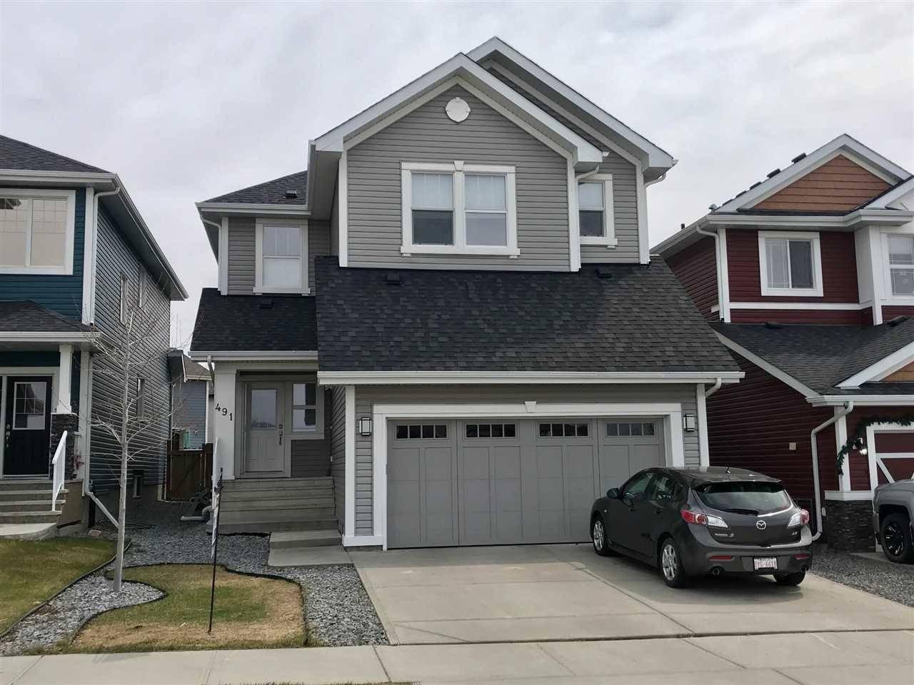 House for sale at 491 Sheppard Blvd Leduc Alberta - MLS: E4186381