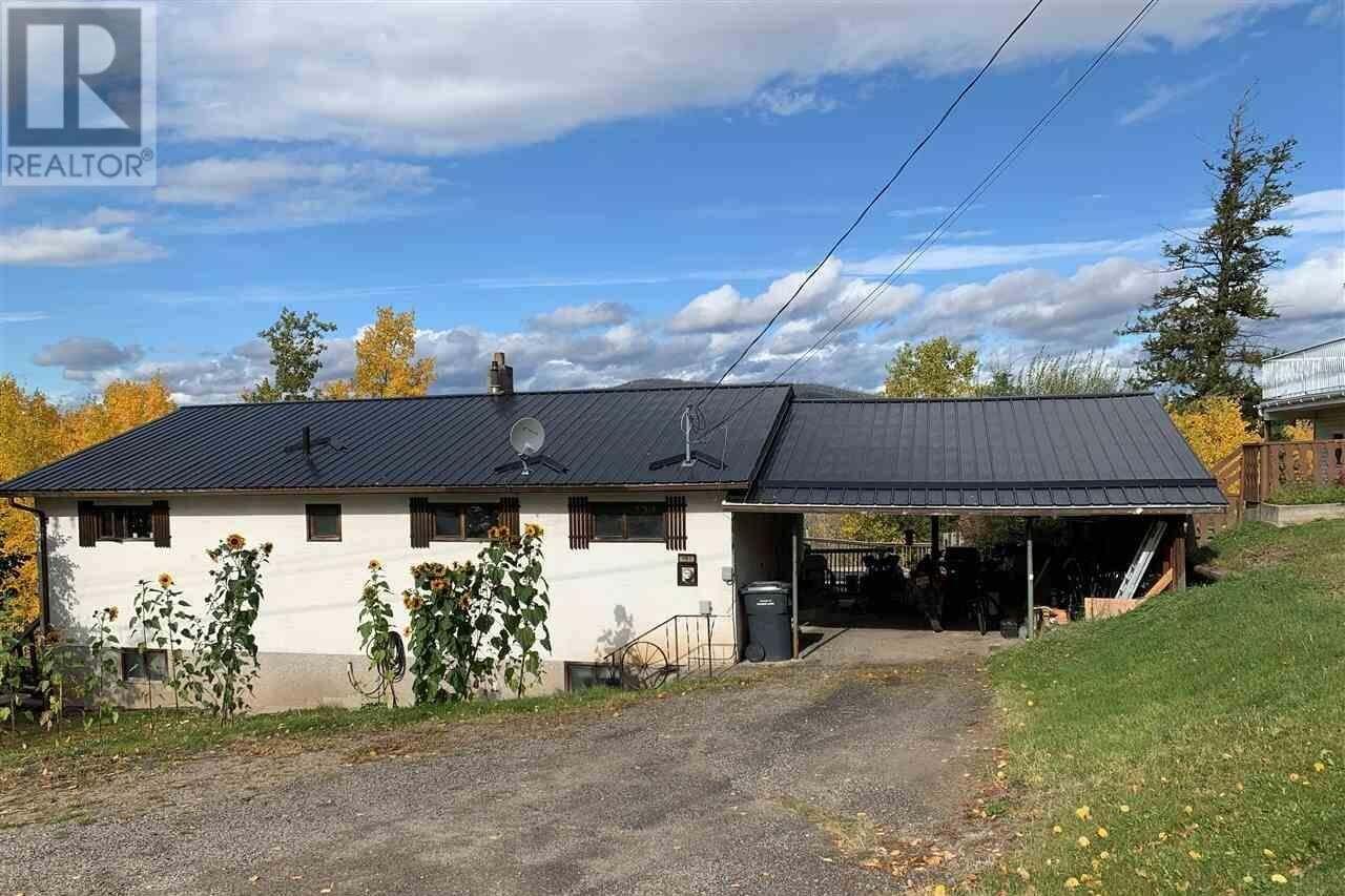 House for sale at 491 Simon Fraser Ave Fraser Lake British Columbia - MLS: R2499421