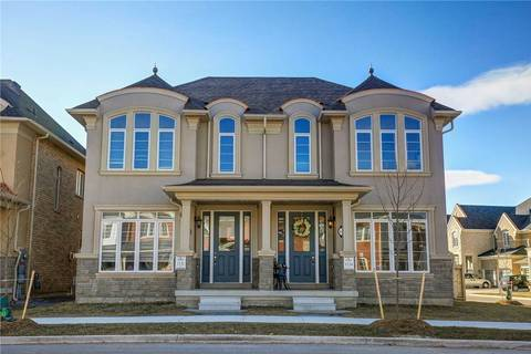 Townhouse for sale at 491 Sixteen Mile Dr Oakville Ontario - MLS: W4715220