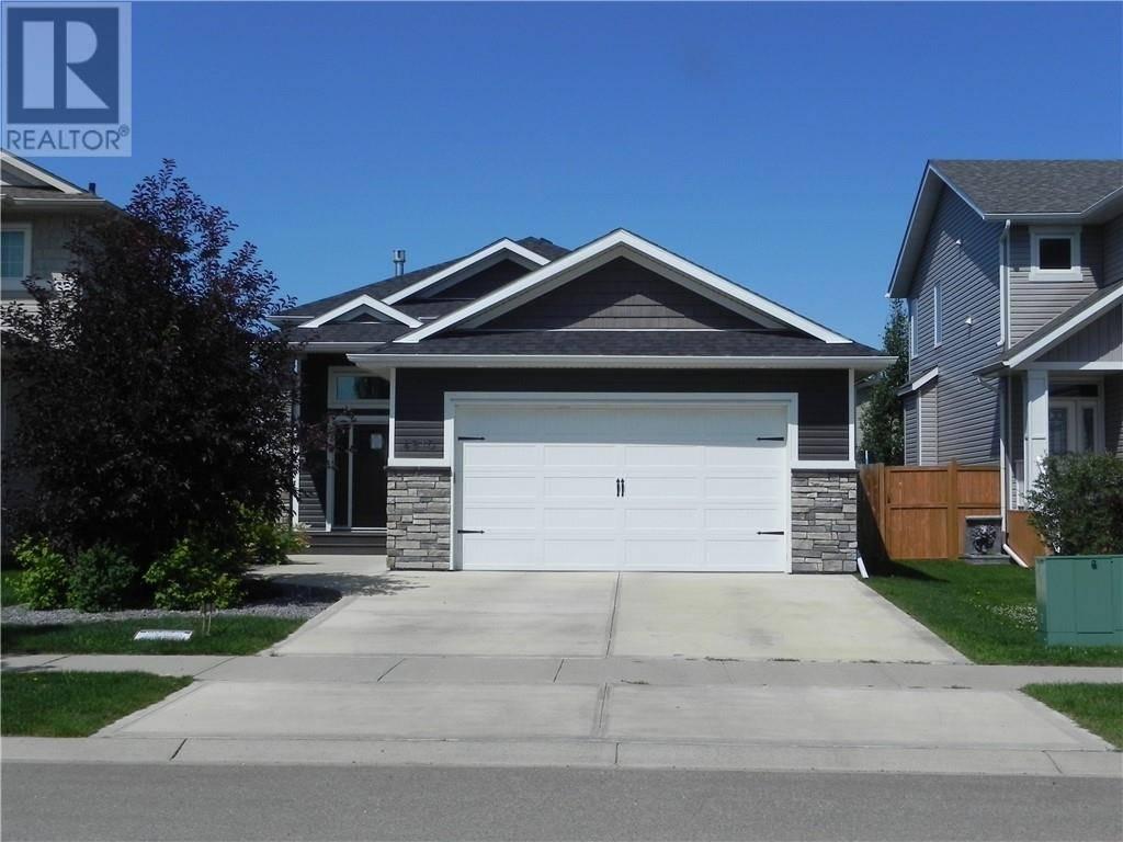 House for sale at 4910 Aspen Lakes Blvd Blackfalds Alberta - MLS: ca0174356