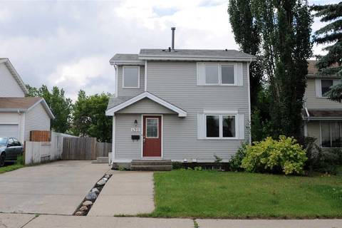 House for sale at 4911 34a Ave Nw Edmonton Alberta - MLS: E4163260