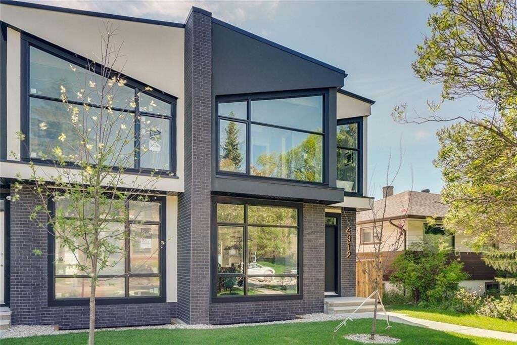Townhouse for sale at 4912 20a St SW Altadore, Calgary Alberta - MLS: C4280777