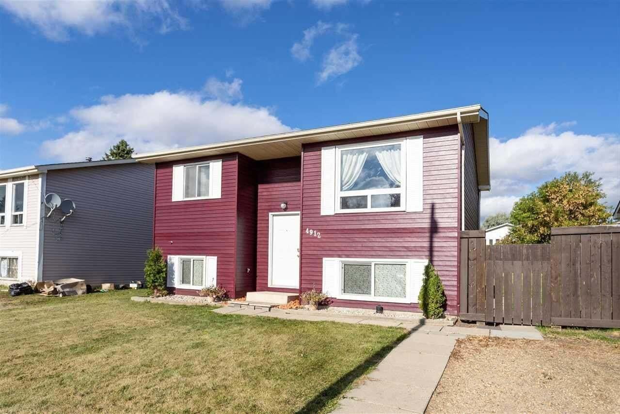House for sale at 4912 36 Av NW Edmonton Alberta - MLS: E4214779