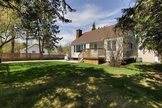 House for sale at 4913 47 Av Stony Plain Alberta - MLS: E4198336