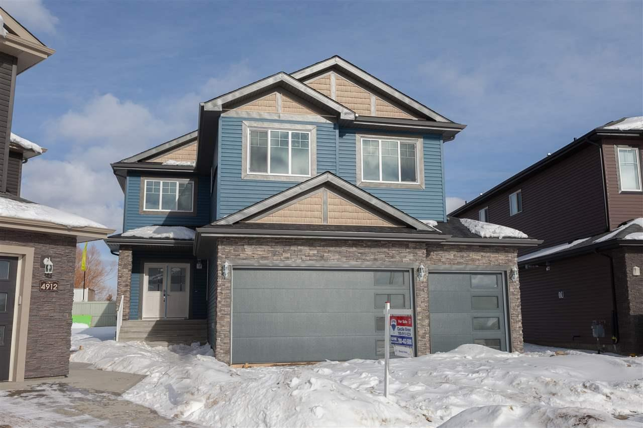 For Sale: 38 St , Beaumont, AB | 4 Bed, 3 Bath House for $555,000. See 27 photos!