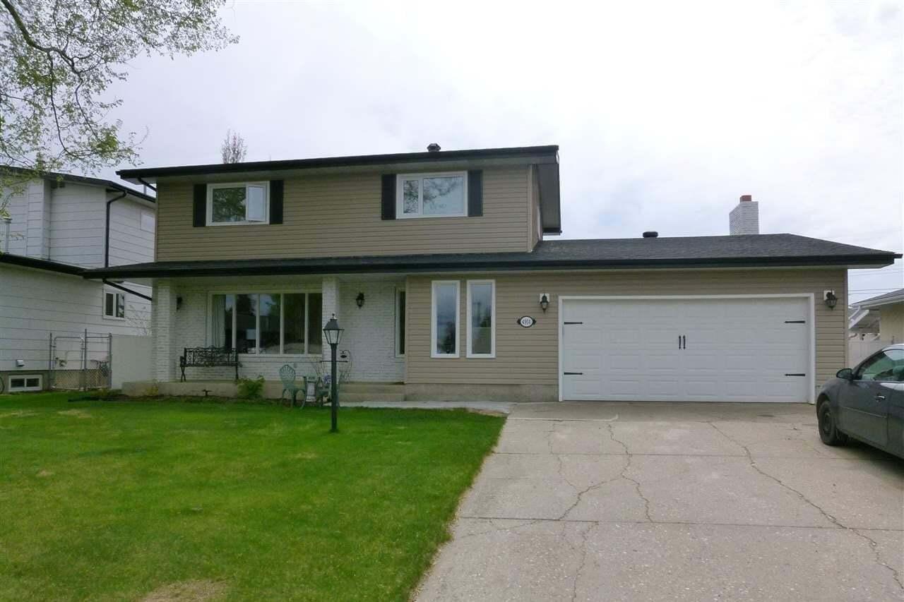 House for sale at 4914 56 Av Stony Plain Alberta - MLS: E4197843