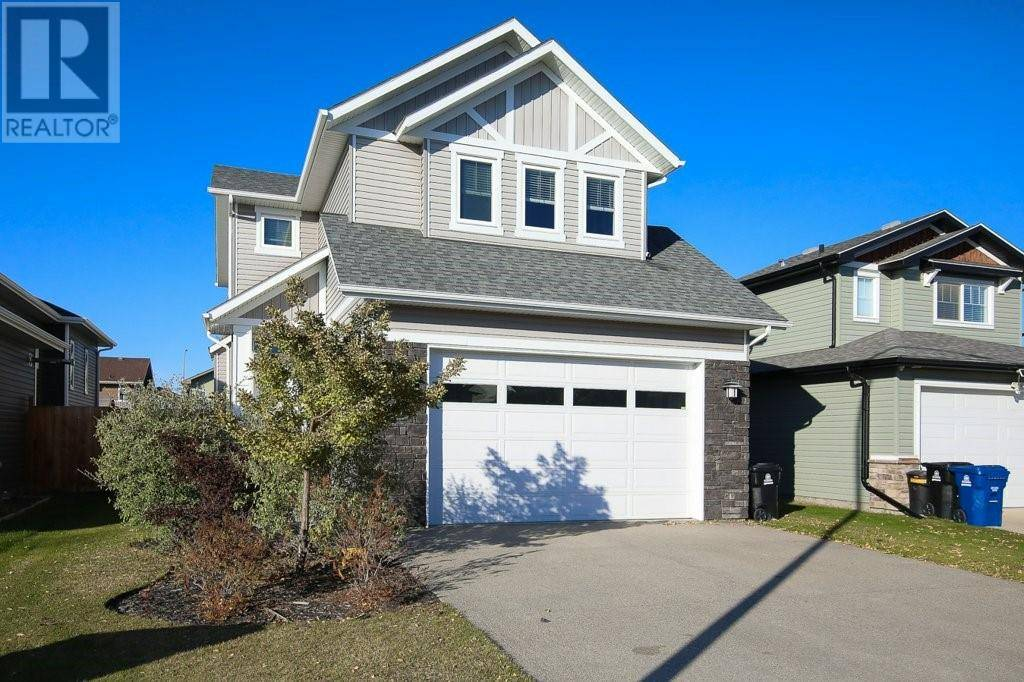 House for sale at 4914 Aspen Lakes Blvd Blackfalds Alberta - MLS: ca0190886
