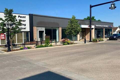 Commercial property for sale at 4914 Broadway Ave Blackfalds Alberta - MLS: A1005872