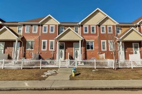 Townhouse for sale at 4914 Terwillegar Common Nw Edmonton Alberta - MLS: E4154832