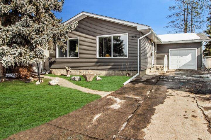 House for sale at 4915 115 St Nw Edmonton Alberta - MLS: E4191950