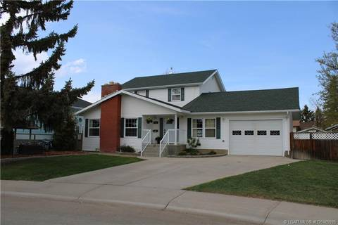 House for sale at 4915 59 Ave Taber Alberta - MLS: LD0165935