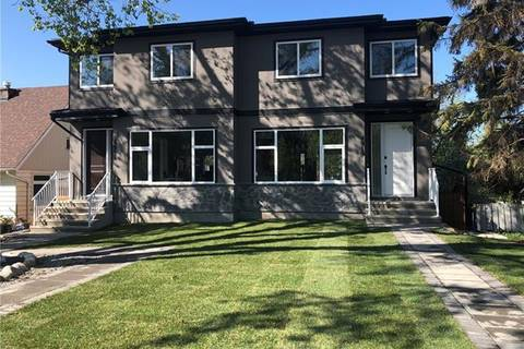 Townhouse for sale at 4919 20 Ave Northwest Calgary Alberta - MLS: C4240801