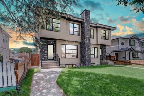 Townhouse for sale at 4919 21a St Southwest Calgary Alberta - MLS: C4254384