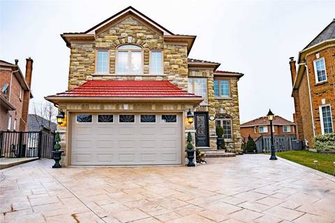 House for sale at 4919 Roseglen Ct Mississauga Ontario - MLS: W4727684