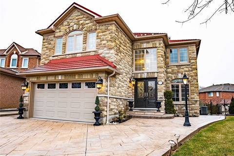House for sale at 4919 Roseglen Ct Mississauga Ontario - MLS: W4754786