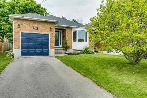 House for sale at 492 Burnham Manor Ct Cobourg Ontario - MLS: X4779599