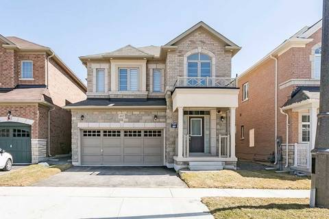 House for sale at 492 Grindstone Tr Oakville Ontario - MLS: W4542230