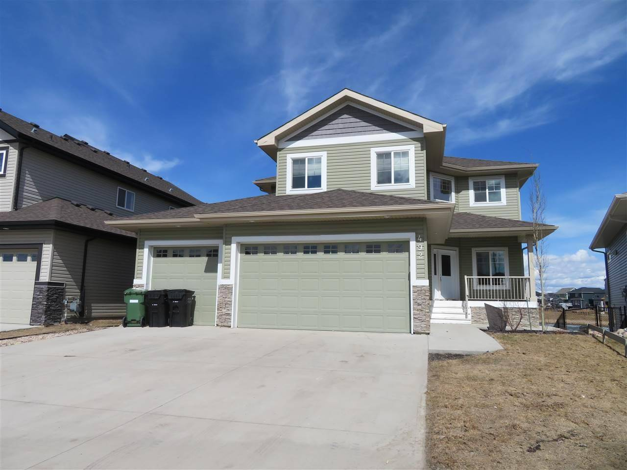 House for sale at 492 Reynalds Wd Leduc Alberta - MLS: E4189263
