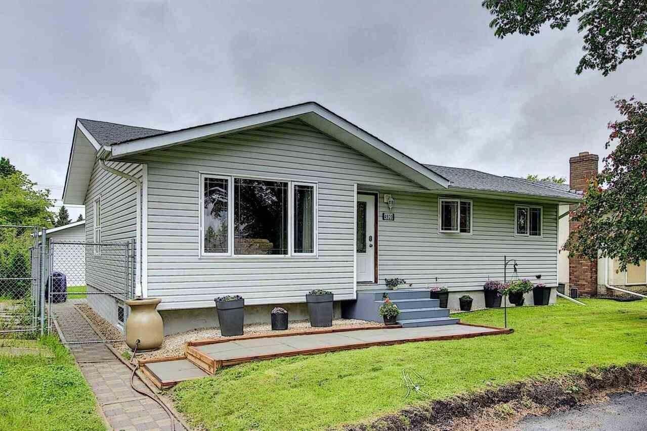 House for sale at 4920 49 Av Bon Accord Alberta - MLS: E4202612