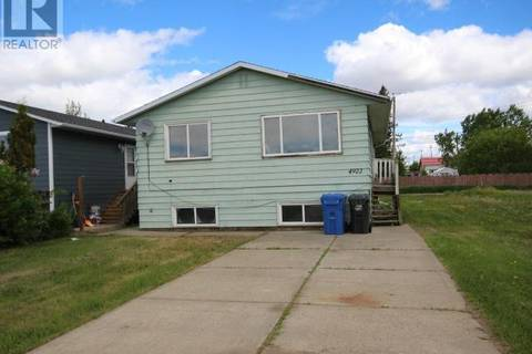 House for sale at 4922 49 Ave Pouce Coupe British Columbia - MLS: 178742