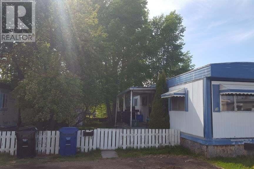 Residential property for sale at 4922 Womacks Rte Blackfalds Alberta - MLS: CA0189934