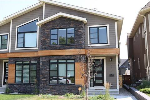Townhouse for sale at 4924 20a St Southwest Calgary Alberta - MLS: C4243511