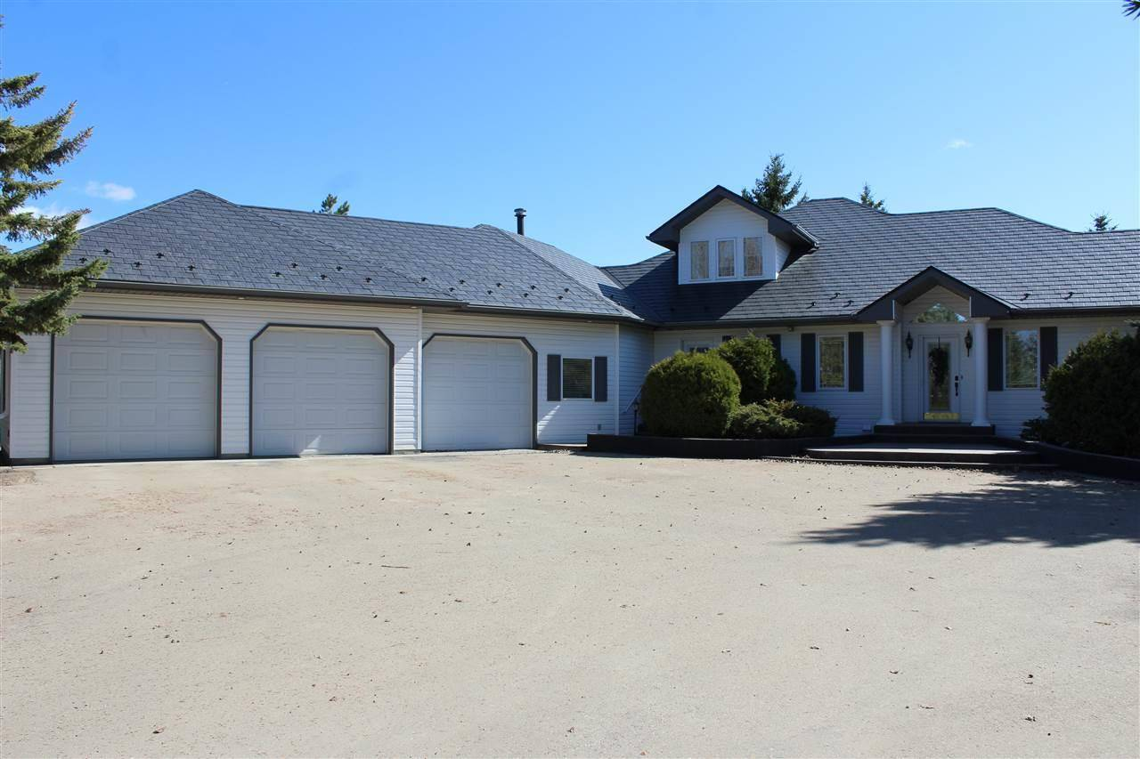 House for sale at 49243 Rge Rd Rural Leduc County Alberta - MLS: E4188788