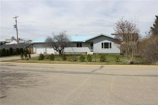 House for sale at 4925 51 Ave Bentley Alberta - MLS: CA0188051