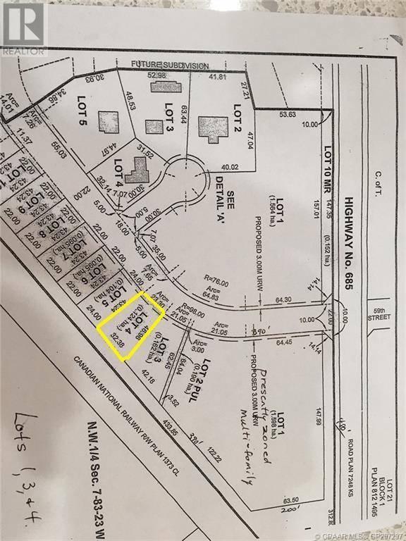Home for sale at 4925 59 Street Crescent Grimshaw Alberta - MLS: GP207297