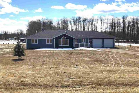 House for sale at 4925 Park Cres Rural Bonnyville M.d. Alberta - MLS: E4151378