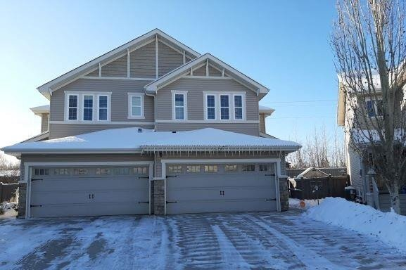 Townhouse for sale at 4926 214 St NW Edmonton Alberta - MLS: E4215852