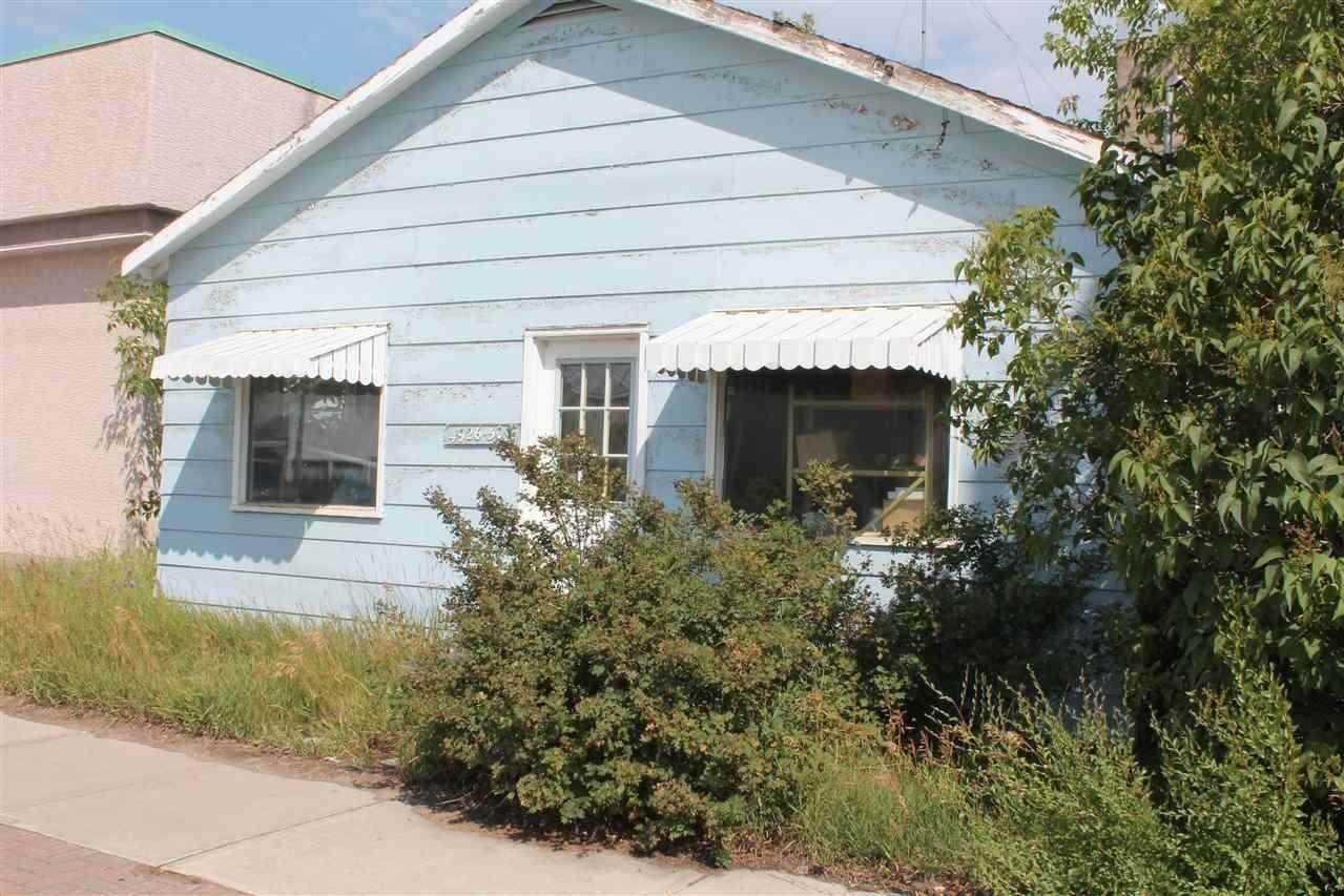 Commercial property for sale at 4926 50 Av Elk Point Alberta - MLS: E4025333