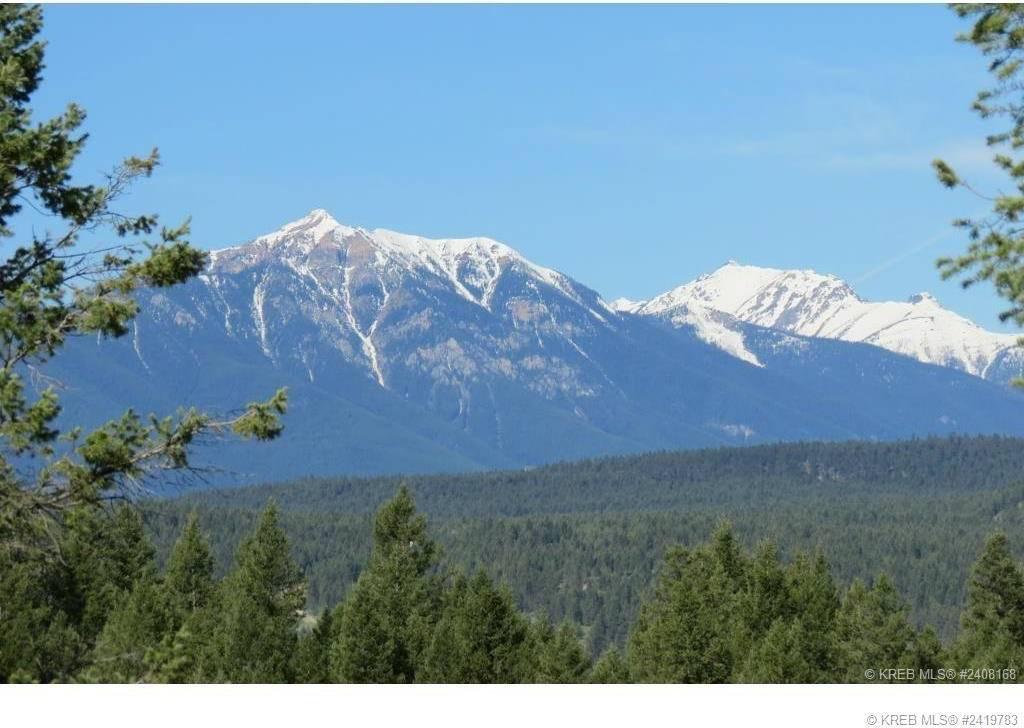 Residential property for sale at 4926 Saddlewood Lane  Radium Hot Springs British Columbia - MLS: 2436873