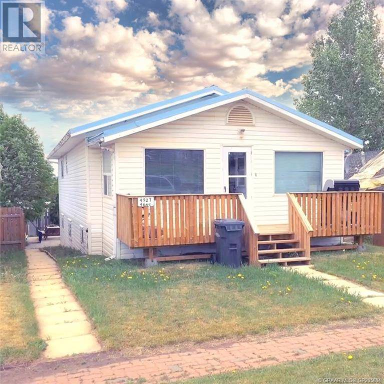House for sale at 4927 46 Ave Spirit River Alberta - MLS: GP205804