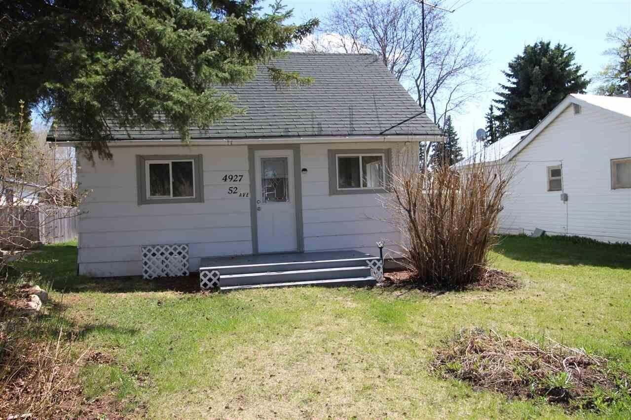 House for sale at 4927 52 Av Breton Alberta - MLS: E4196648