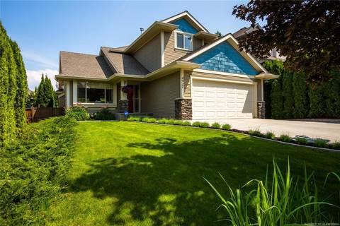 House for sale at 4927 Haskins Ct Kelowna British Columbia - MLS: 10185910