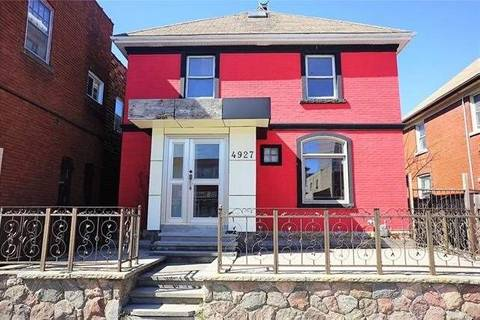 Commercial property for sale at 4927 Victoria Ave Niagara Falls Ontario - MLS: X4602044