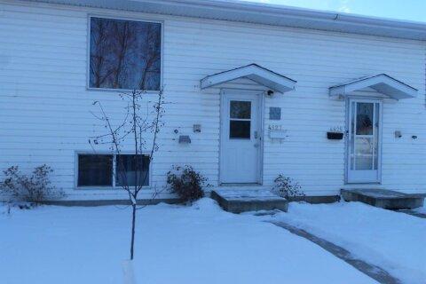 Townhouse for sale at 4927 Womacks Rd Blackfalds Alberta - MLS: A1056015