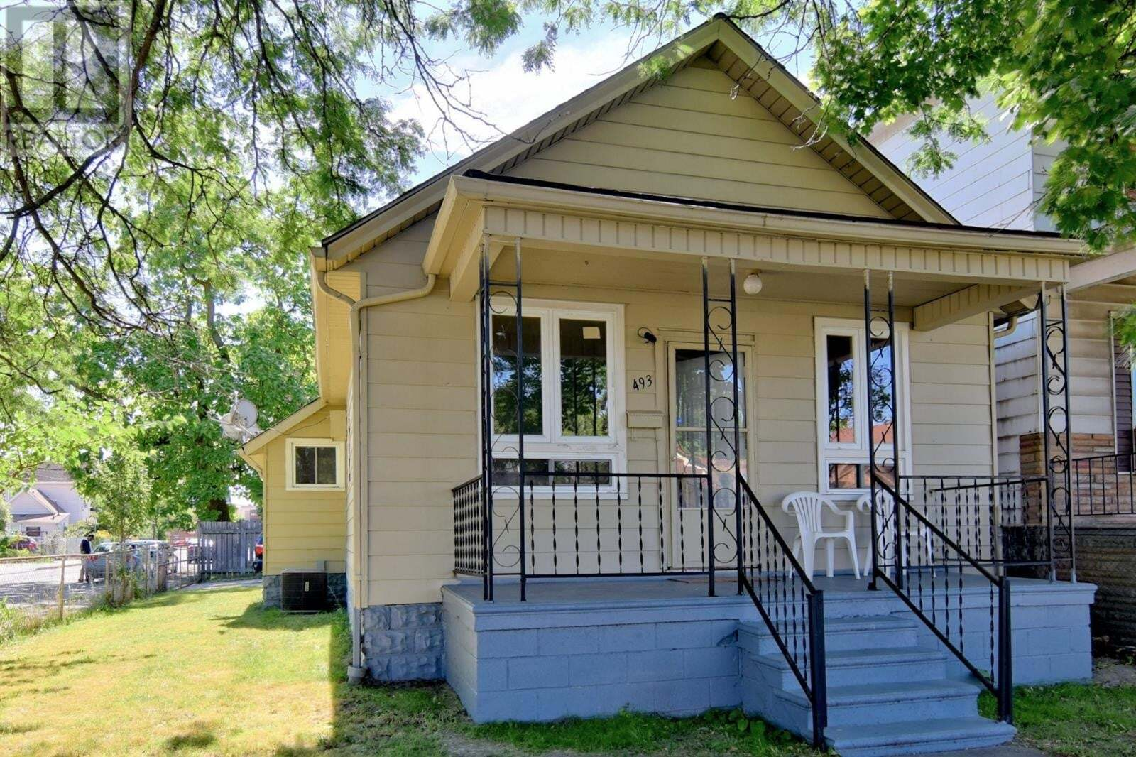 House for sale at 493 Aylmer Ave Windsor Ontario - MLS: 20010317