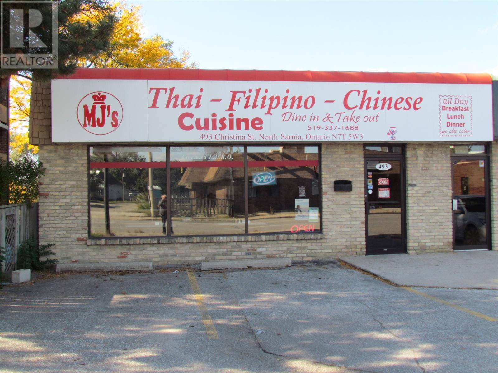 Commercial property for sale at 493 Christina St North Sarnia Ontario - MLS: 19027370