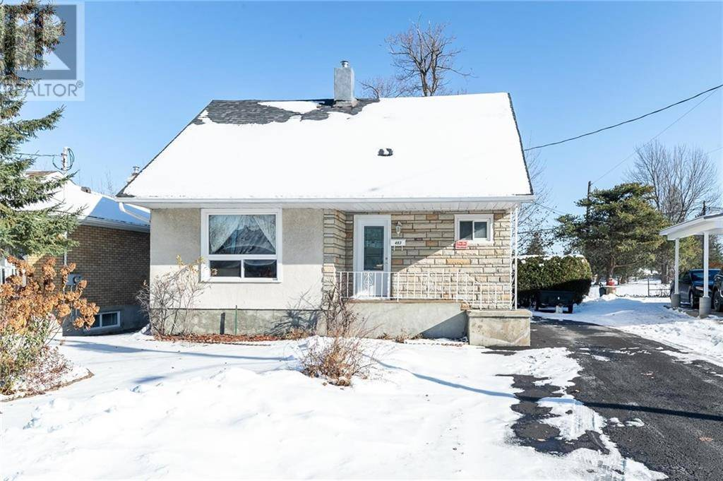 House for sale at 493 Gascon St Hawkesbury Ontario - MLS: 1175496