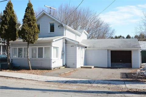House for sale at 493 Gladstone St Winchester Ontario - MLS: 1138375