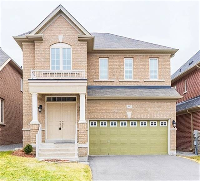 Sold: 493 Kwapis Boulevard, Newmarket, ON